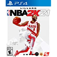 NBA 2K21 - PlayStation 4 - Standard Edition