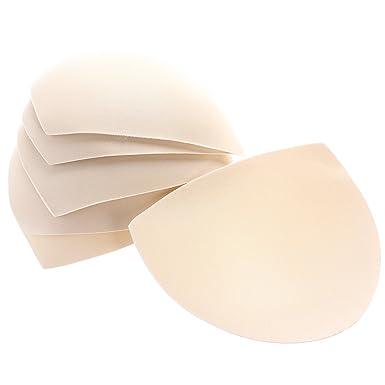 Tinksky Womens extraíble Smart Copas sujetador inserciones almohadillas para los deportes de baño 3 par (