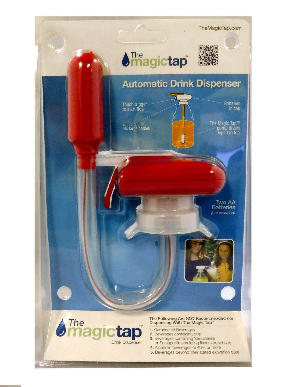 Amazon.com: The Magic Tap Automatic Drink Dispenser (1): Food ...