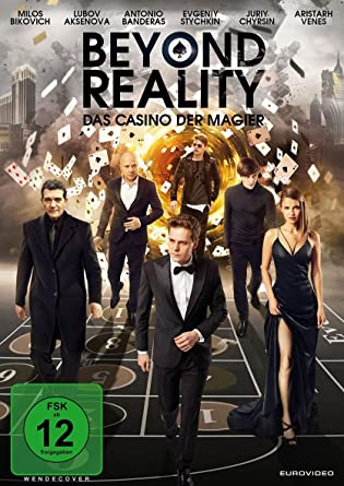 Cover: DVD-Action Beyond reality - Das Casino der Magier (1 DVD-Video, ca. 110 min)