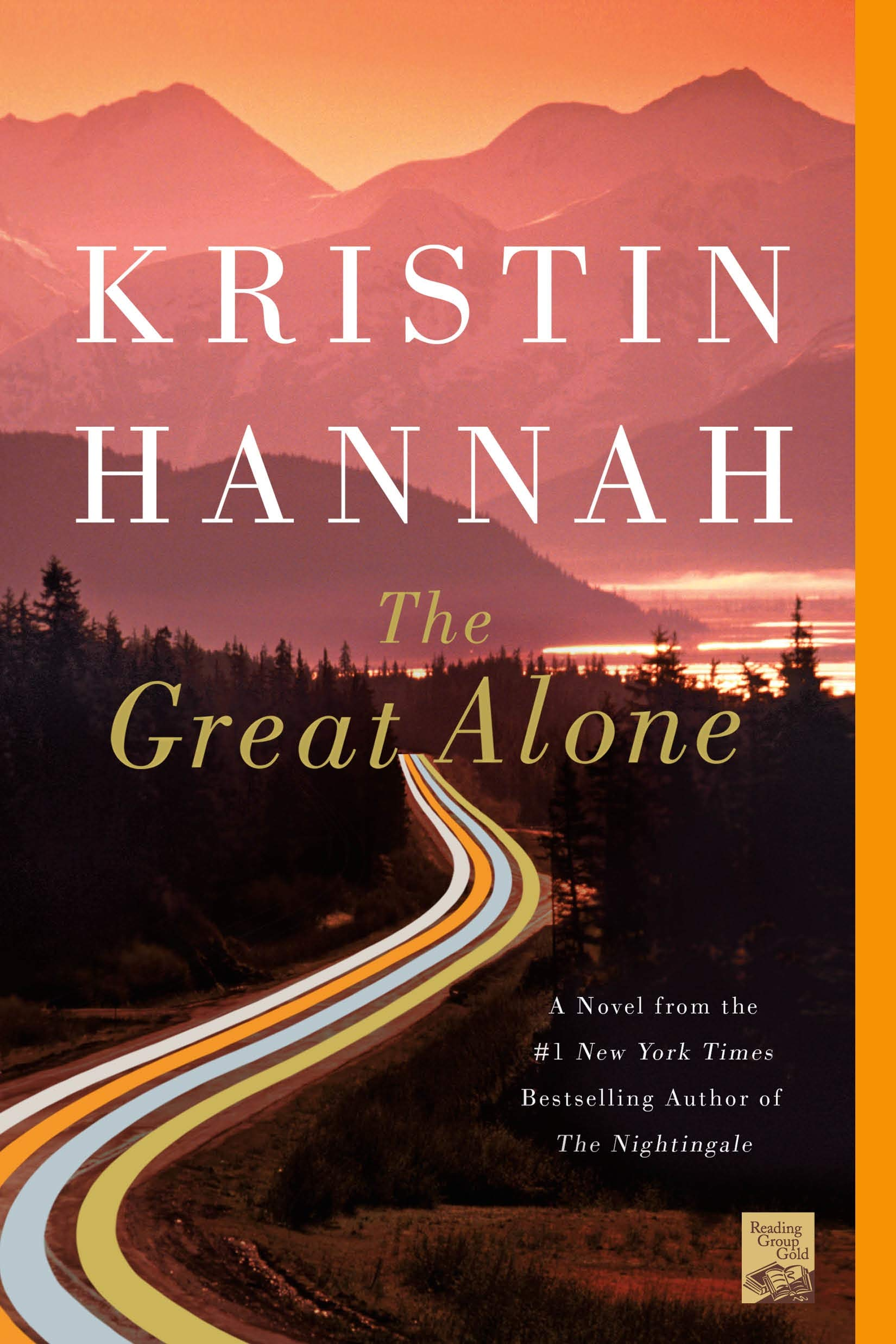 Image result for kristin hannah the great alone
