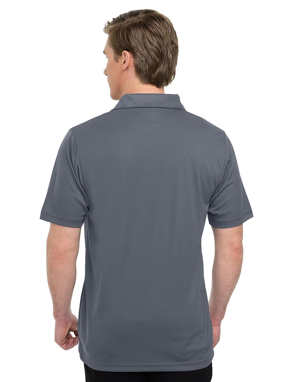 Tri-Mountain Performance Mens K025 Streak S//S Polo Shirt