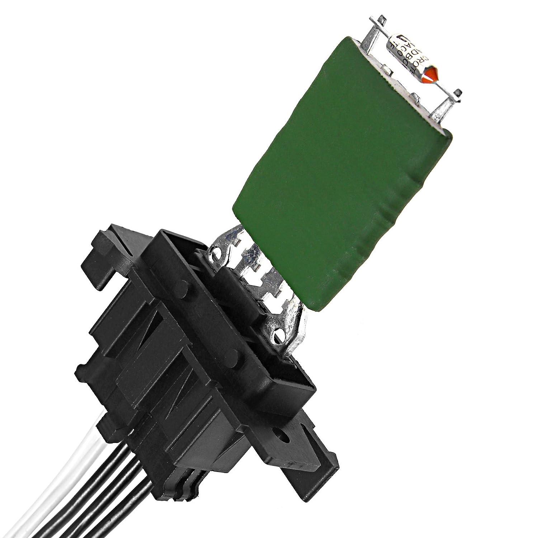 cableado Loom Arn/és para coche Auto 13248240/6845796 M/ódulo de control calentador Blower Motor Resistor