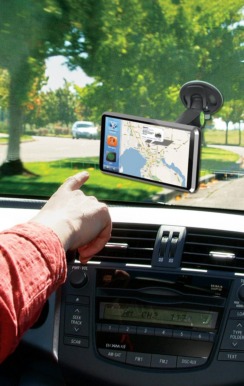 Gripgo Universal Car Phone Mount Boxed Allstar Product Group GR011124