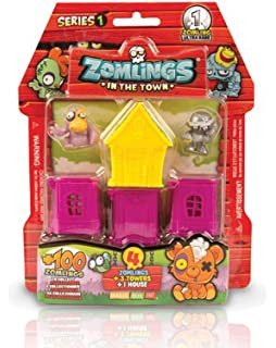 ZOMLINGS- Blíster (Magic Box Race): Amazon.es: Juguetes y juegos