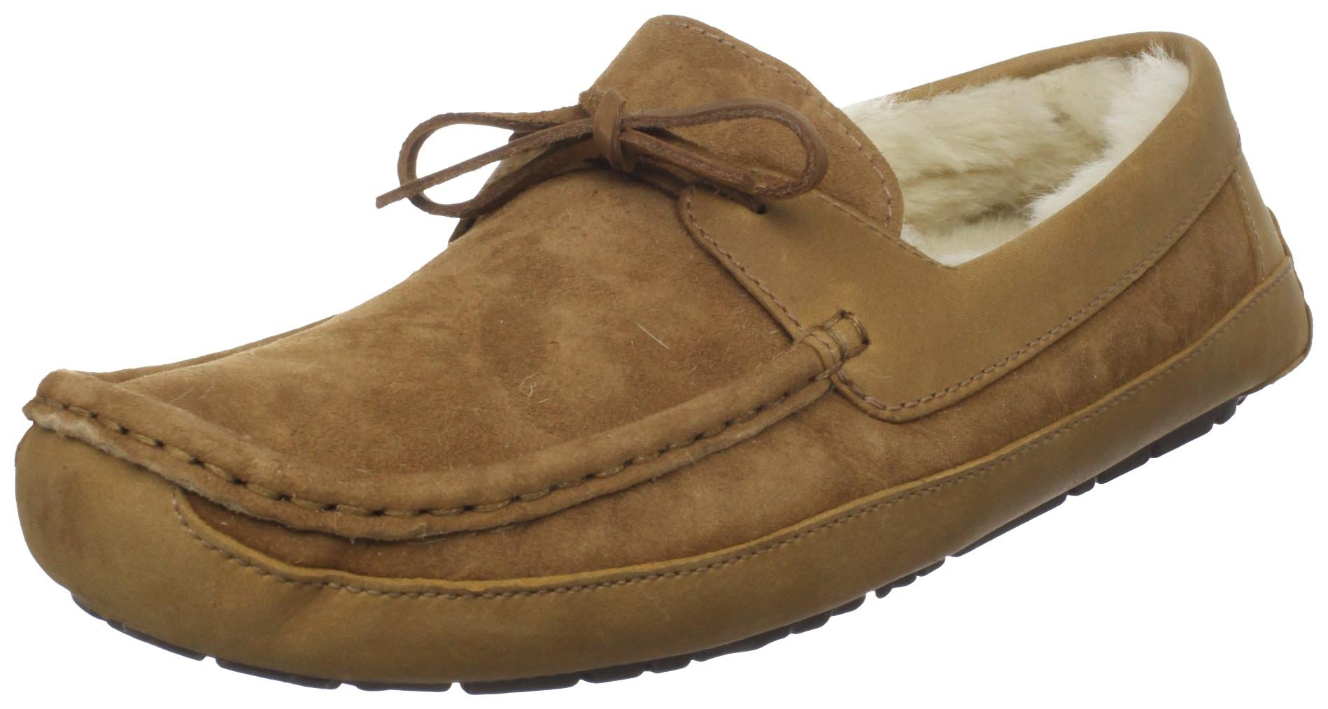 UGG Australia Men's Byron Travel Slippers Chestnut 15