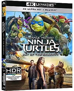 Ninja Turtles: Fuera De Las Sombras 3D [Blu-ray]: Amazon.es ...