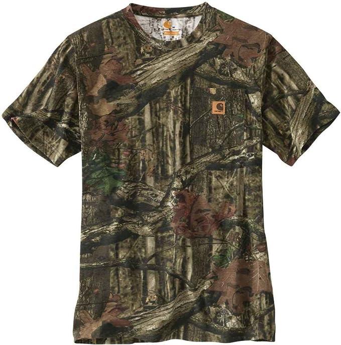 Carhartt Men S Big Tall Short Sleeve T Shirt Original Fit Amazon Com