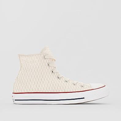 Chuck Taylor All Star Crochet High Sneaker Damen 6.5 US - 37 EU Converse Ux4V20i0xd