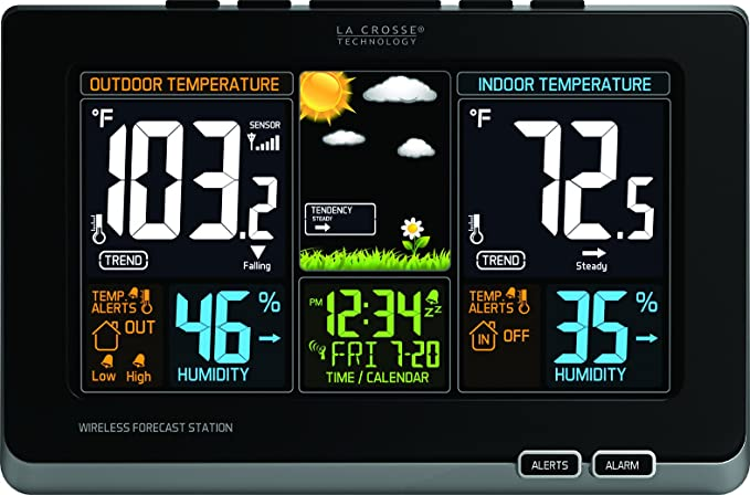 The 8 best weather station under 100
