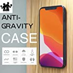 NA. Fit Cases - iPhone Case, Anti Gravity Stick on Mirror,