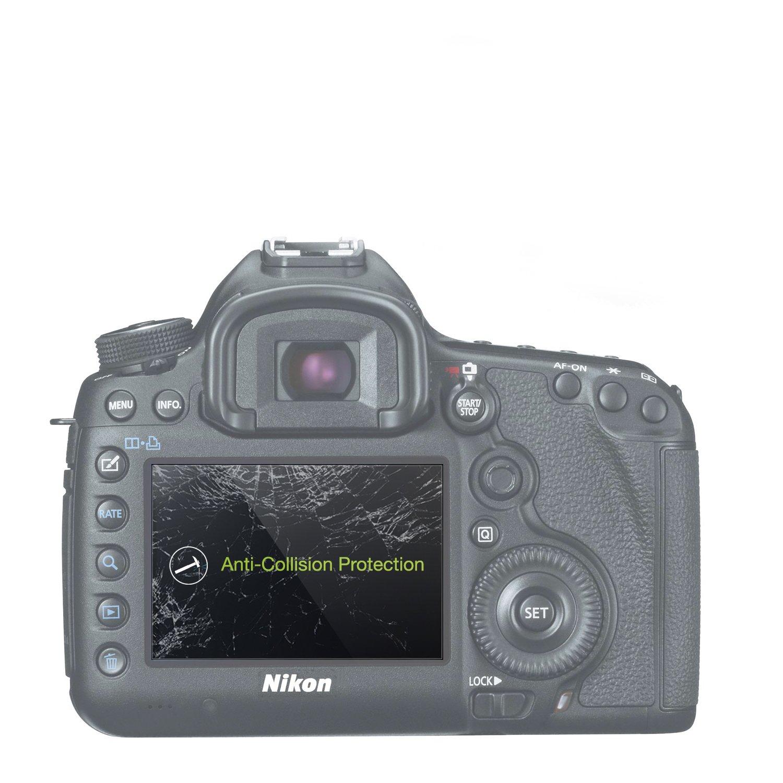 MegaGear Camera LCD Optical Screen Protector Compatible with Nikon