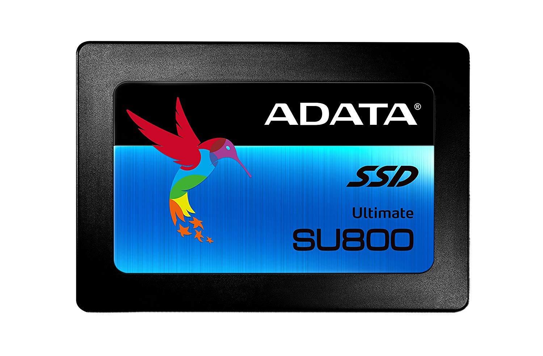 SSD 480GB SATA Adata Su800 512Gb 3D TLC