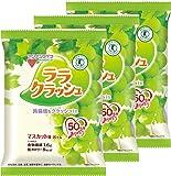 マンナンライフ 蒟蒻畑ララクラッシュマスカット味 24g×8個×3袋