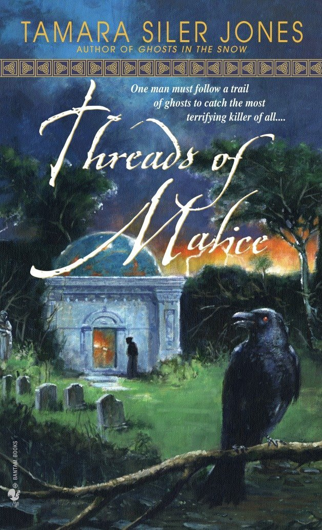Download Threads of Malice: A Novel (Dubric Bryerly) pdf epub