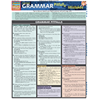 Common Grammar Pitfalls & Mistakes (Quick Study Academic)