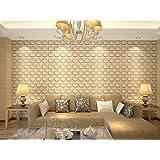 Panneaux muraux 3D Décoration d'intérieur moderne Idéal pour les murs de chambres, salons et cuisines Offre proposée pour 3 mètres carré (FRwp0005)