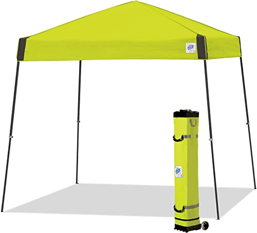 E-Z UP Vista Instant Shelter Canopy, 10 by 10 , Limeade