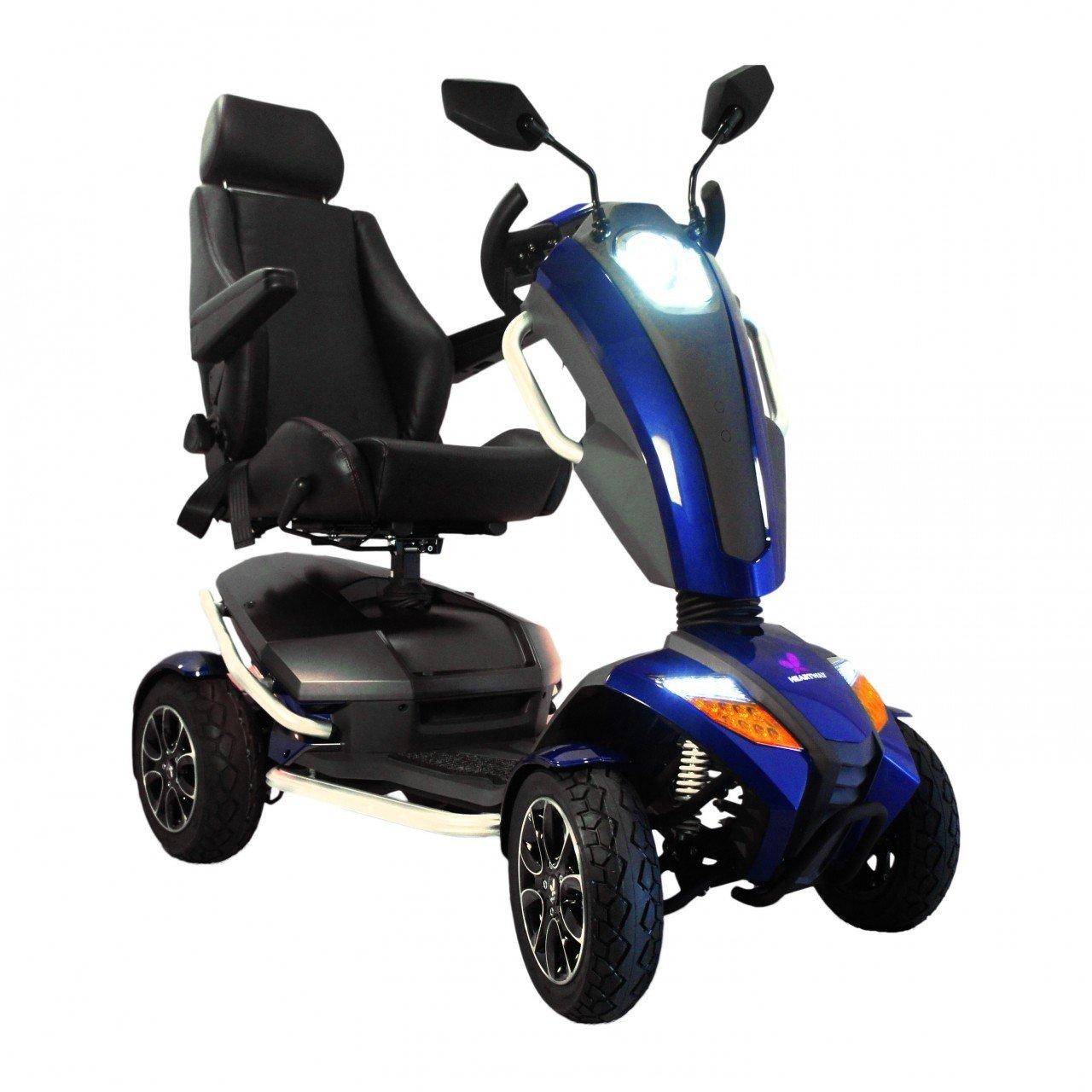 Amazon.com: Modelo de bien S15 Mobility Scooter Por Heartway ...
