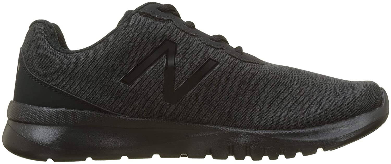 New Balance MA33, Zapatillas Deportivas para Interior para Hombre, Negro (Black/Black Ab1), 42 EU: Amazon.es: Zapatos y complementos