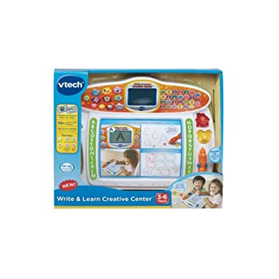.V-Tèch. Write and Learn Creative Center with Step-by-Step Instructions for Writing and Drawing : Baby