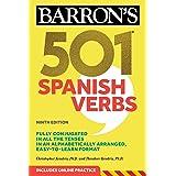 501 Spanish Verbs (Barron's 501 Verbs) (Spanish Edition)