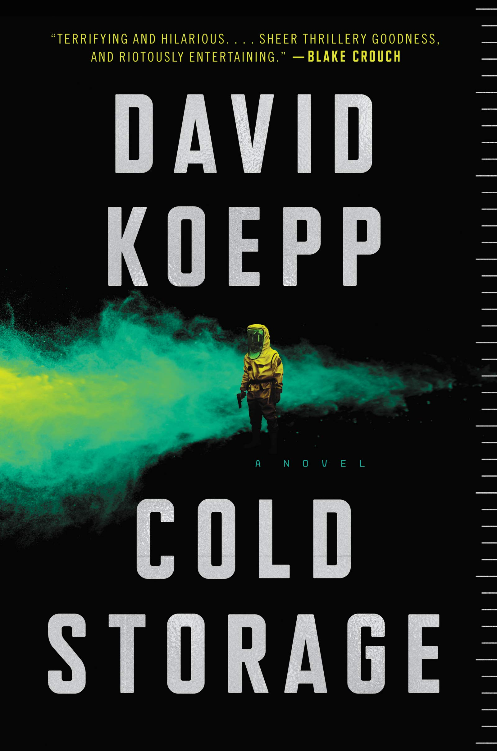 Image result for cold storage a novel