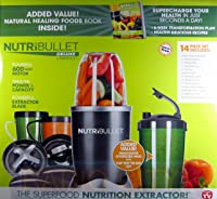 Nutribullet 14 piece