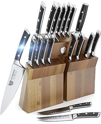 10 Best Kitchen Knife Sets 2019 - Top Knife Block Set Reviews