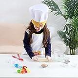 CHEERU Kids Baking and Cooking Set Real Baking