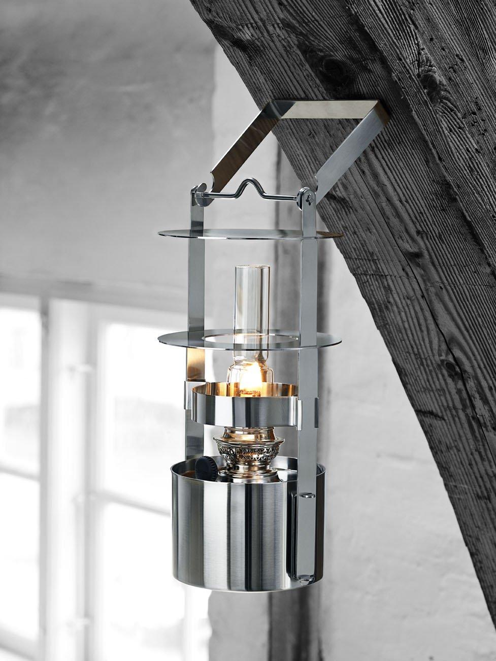 Stelton Ships Lamp, Steel/Glass, 13.5''