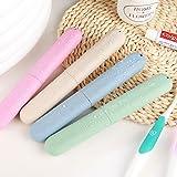4 Packs Travel Toothbrush Case, Anti Bacterial