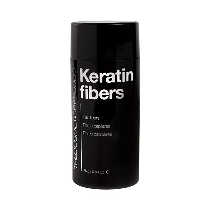 The Cosmetic Republic Keratin Fibers Caoba Cuidado del Cabello - 25 gramos: Amazon.es: Belleza