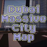 Dubai Massive City [Map] For Minecraft PE