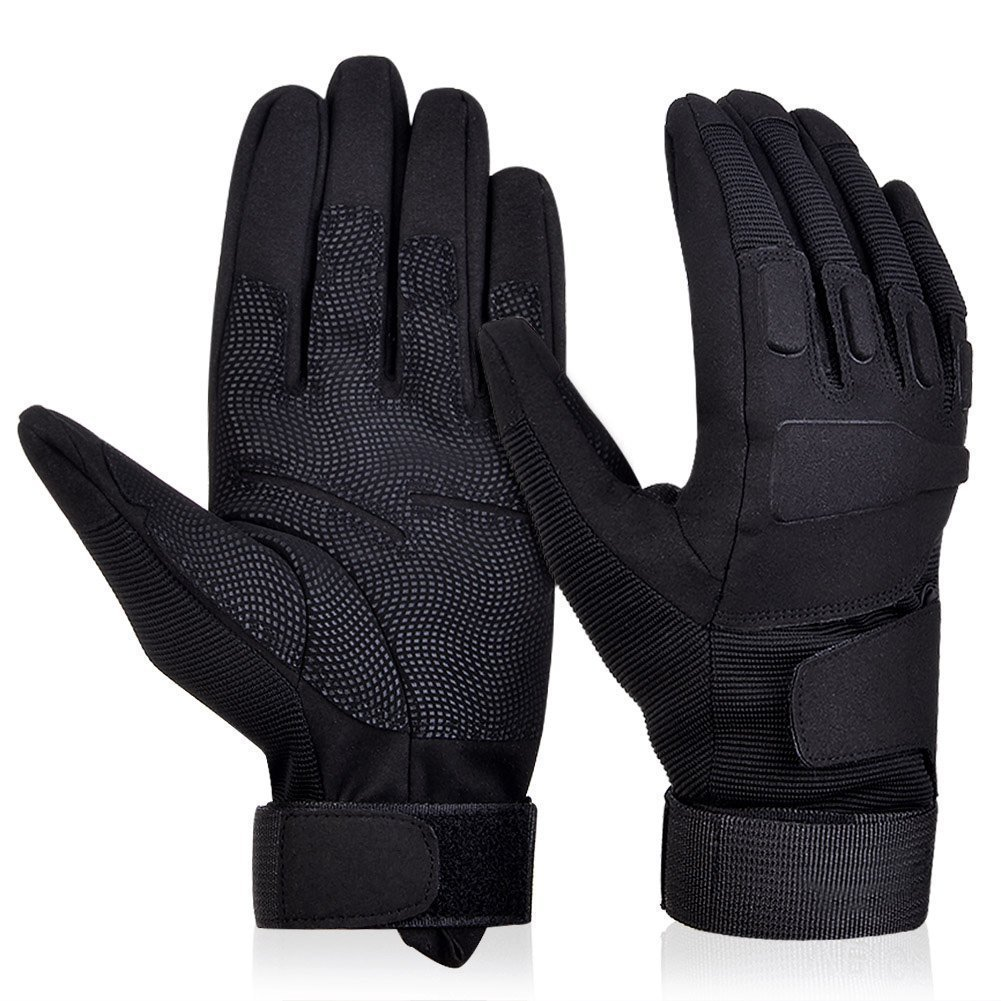 Motorcycle gloves to prevent numbness - Amazon Com Adiew Full Finger Military Tactical Airsoft Hunting Riding Cycling Anti Vibration Mountain Bike Slip Proof Motorcycle Road Racing Bicycle Glove
