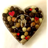 Mother's Day Espresso Bean Gift Box Featuring Six Varieties of Chocolate-Covered Espresso Beans