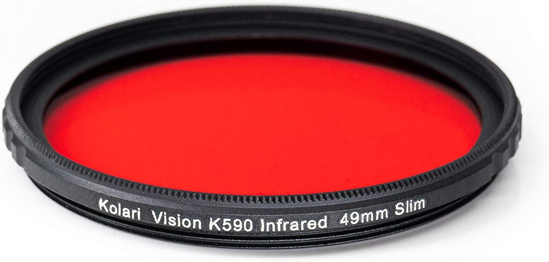 77mm, K720 Kolari Vision Pro Infrared Lens Fitlers