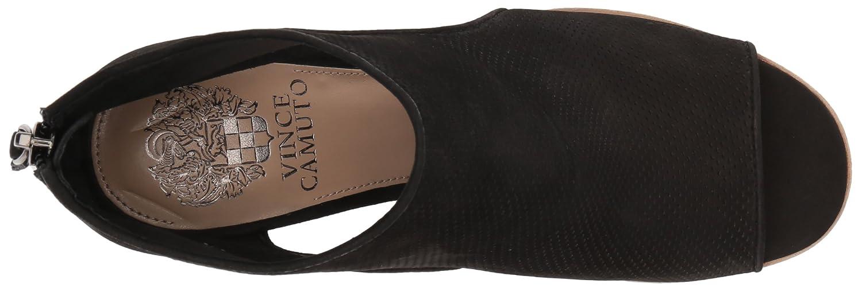 Vince Camuto Women's Bevina Ankle Boot B07693NQQG 5.5 B(M) US|Black