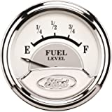 Auto Meter 880351 Ford Racing Series Electric Fuel Level Gauge