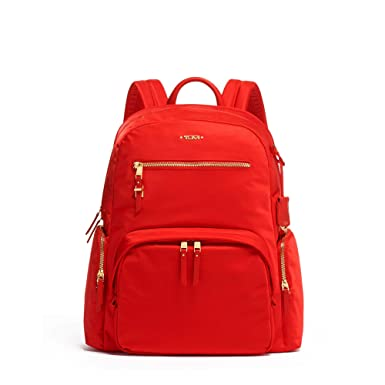 60ea5172a Amazon.com | Tumi Women's Voyageur Carson Backpack, Sunset, One Size ...