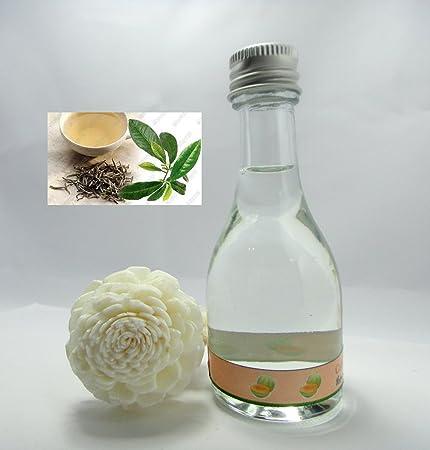 WHITE TEA Reed Diffuser Essential Oil Fragrance Blossom 30ml/1 Oz ...