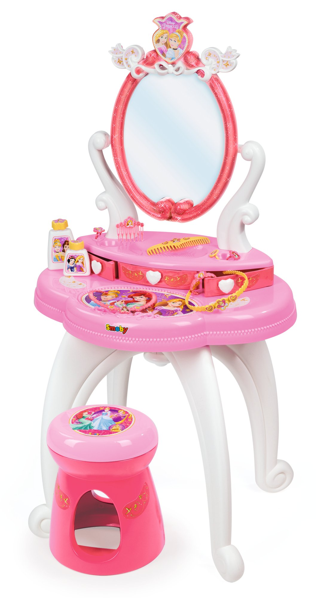 Smoby Disney PRINSES 2IN1 KAPT by Smoby