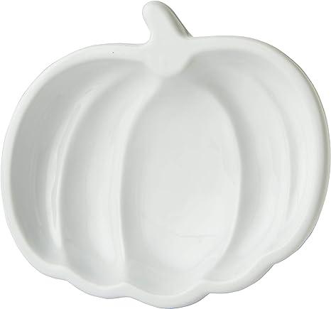 White Pumpkin Vanity Tray SKL HOME by Saturday Knight Ltd