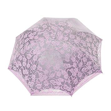 Paraguas plegable de encaje, de la marca AiSi, con protecció ...