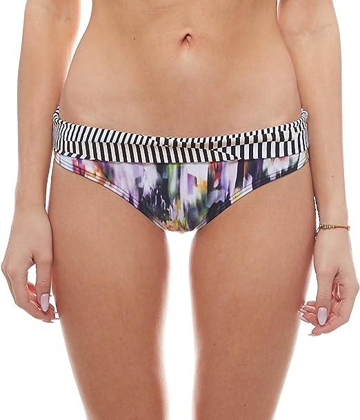 Sunseeker Pantalon de Bikini Confortable Pantalon Femme Reversible color/é