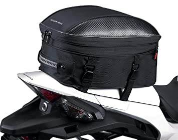 nelson-rigg cl-1060-st Sport Touring Motocicleta Cola/Asiento Bolsa: Amazon.es: Coche y moto