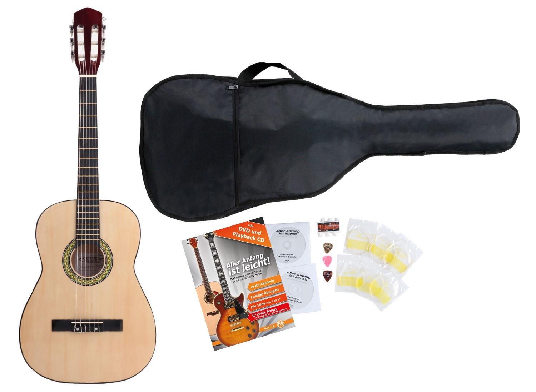 Classic Cantabile Acoustic Series AS-851-L guitarra clásica 3/4 ...