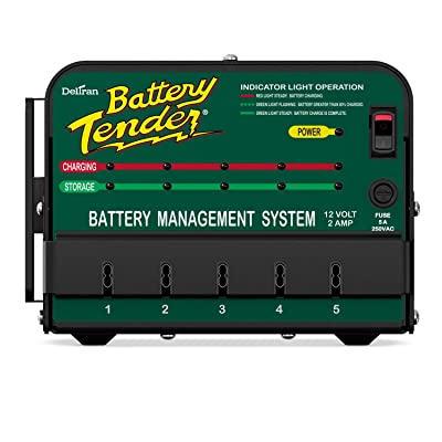 Battery Tender 021-0133 Commercial Battery Management System