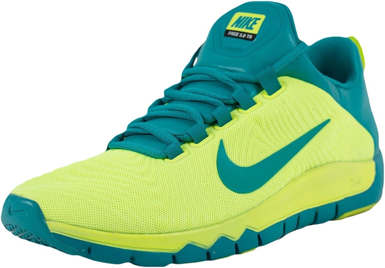 Nike Mens Free Trainer 5.0 Volt/Turbo