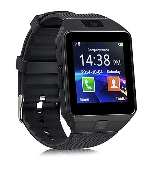 Smart Watch New in Retail Box/Call, Talk, Answer Calls, Messages/Email/  Bluetooth/Camera/Pedometer/Music Player/Calendar/ Alarm Clock/Sim Slot/